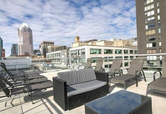336 Mayor Montreal condo for rent