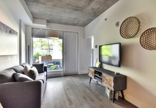 2530 Place Michel-Brault Condo for rent in Rosemont Montreal