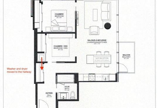 Floor Plan Marked30007