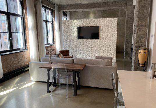 1070 Bleury Montreal - Loft for rent