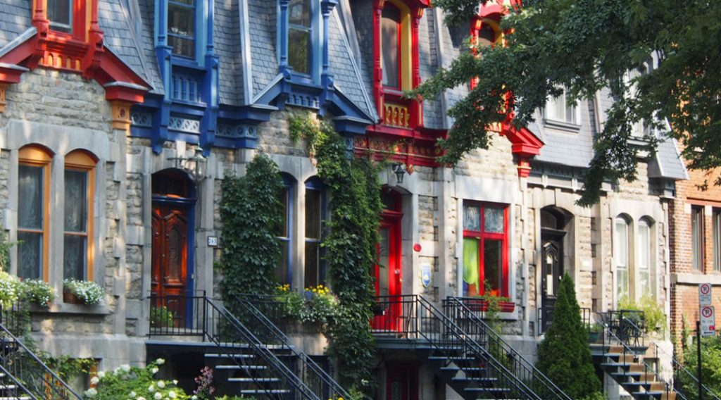 Where to rent in Montreal - Plateau