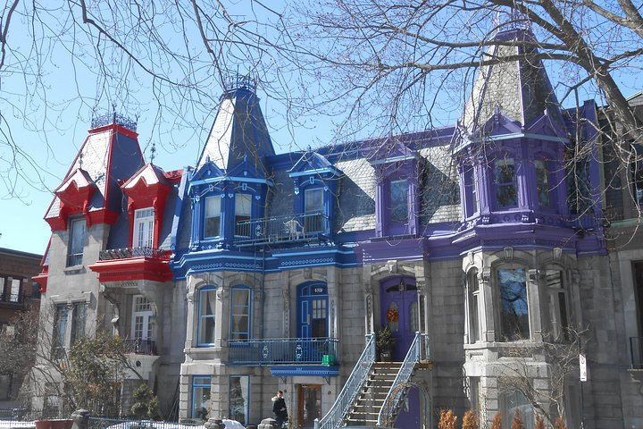 Rent an apartment in Montreal