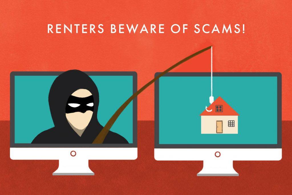 Rental scam rental fraud