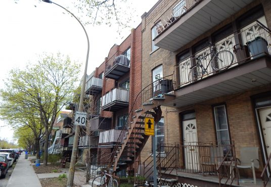 2-bedroom apartment for rent - 3547 Verdun