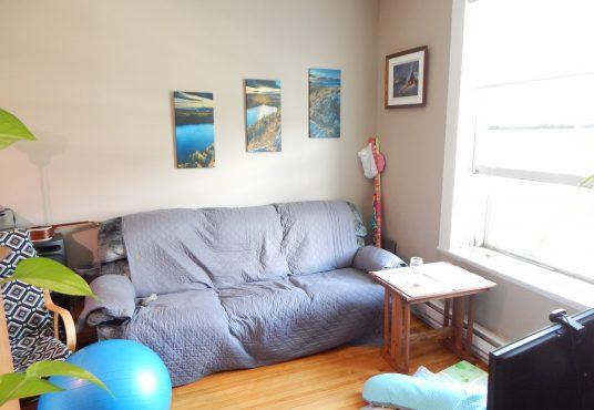 126 4e avenue Verdun - 2-bedroom apartment for rent