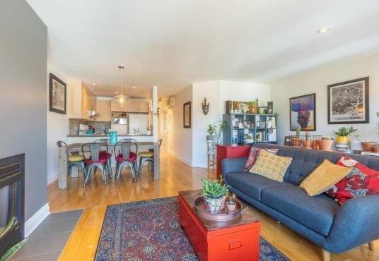 Living room kitchen 1