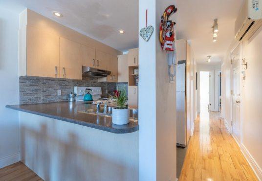 kitchen hallway 1
