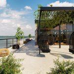 Nun's Island condo for rent - 201 Jacques le Ber