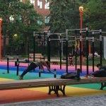 parc raymond blain gym exterieur 1