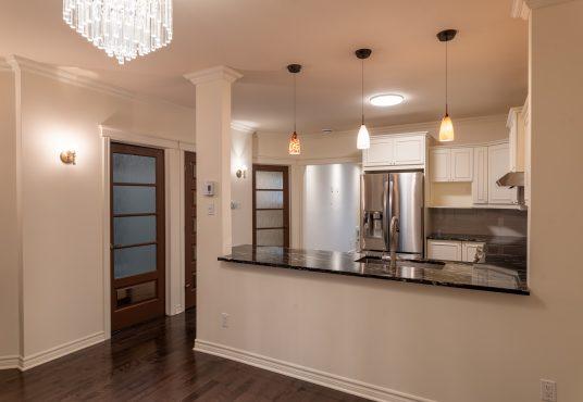 6555 23e avenue Montreal - 3-bedroom condo for rent