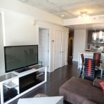 1045 Wellington Montreal - Furnished condo for rent in Griffintown